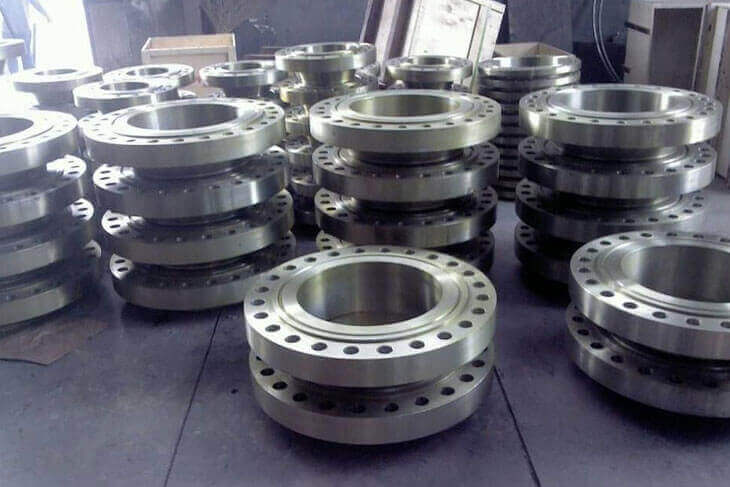 Chrome Moly Flanges
