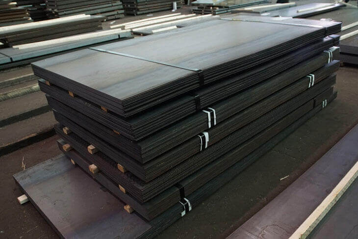 Alloy Steel Gr 5 Sheets & Plates