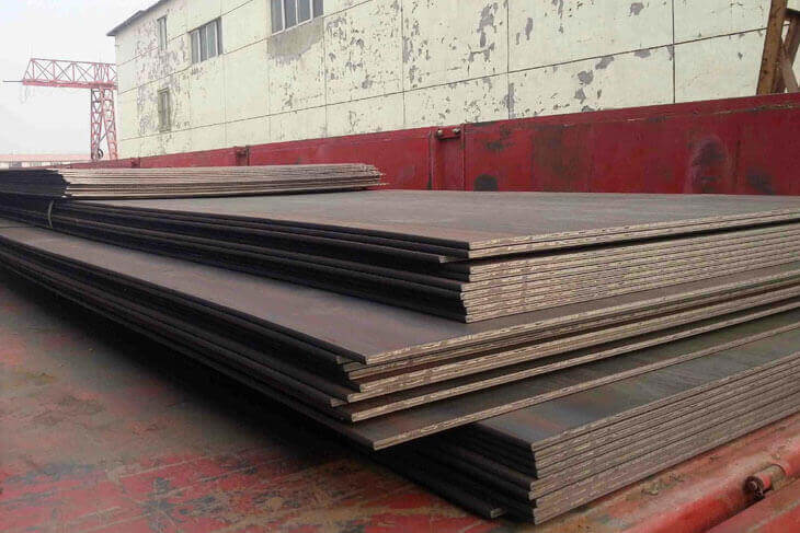 Alloy Steel Gr 9 Sheets & Plates