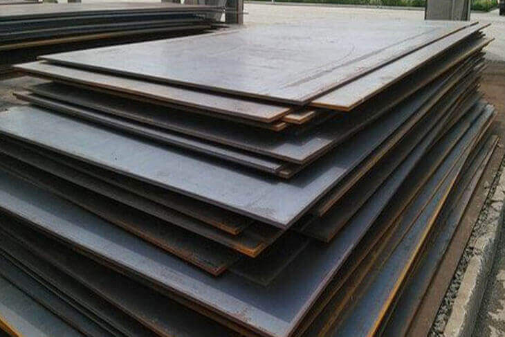 Alloy Steel Gr 91 Sheets & Plates