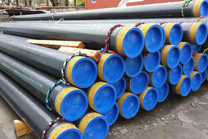 Carbon Steel API 5L Pipes