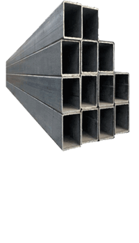 ASTM A106 GR.B Rectangular Pipe