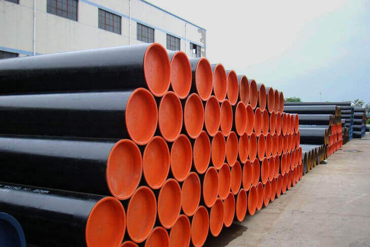 Carbon Steel Seamless Pipes, Carbon Steel Grade A, B, C Pipe