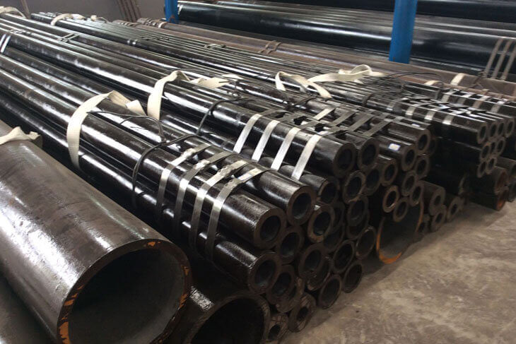 Carbon Steel ASTM A106 Gr.B Pipes