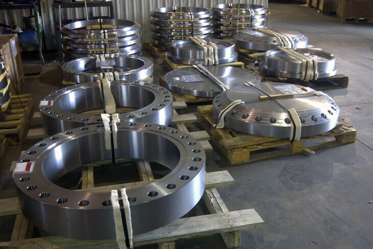 Hastelloy B3 Flanges