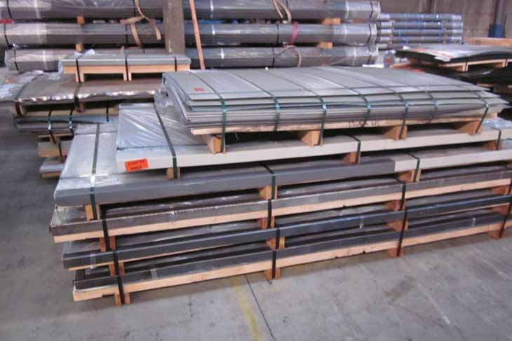 Hastelloy Alloy B2 Sheets & Plates