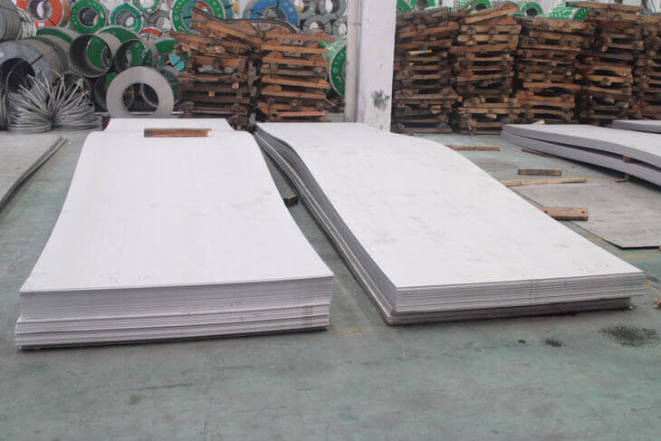 Stainless Steel 304 Sheets & Plates