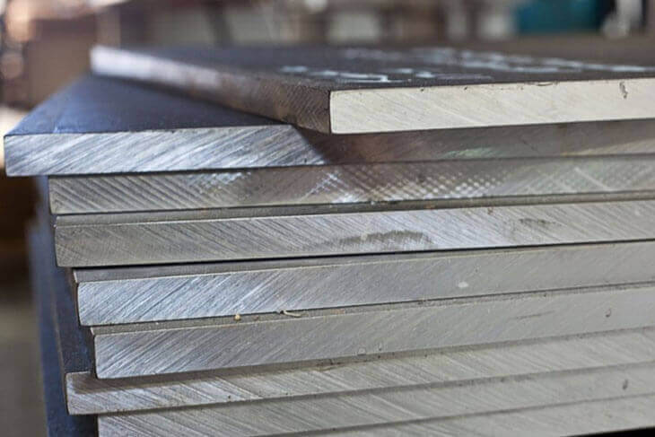 Stainless Steel 304H Sheets & Plates