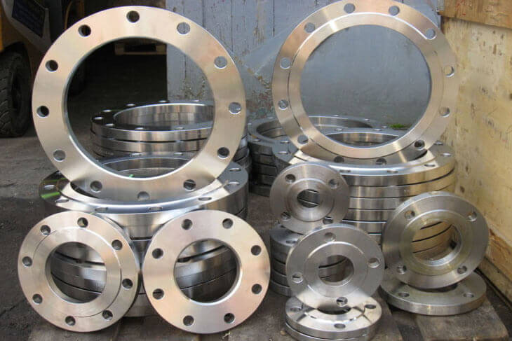 Stainless Steel 316/316L Flanges