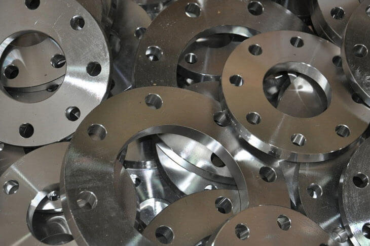 Stainless Steel 316H Flanges