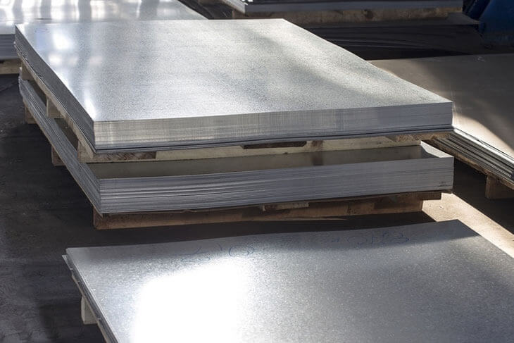 Stainless Steel 317 Sheets & Plates