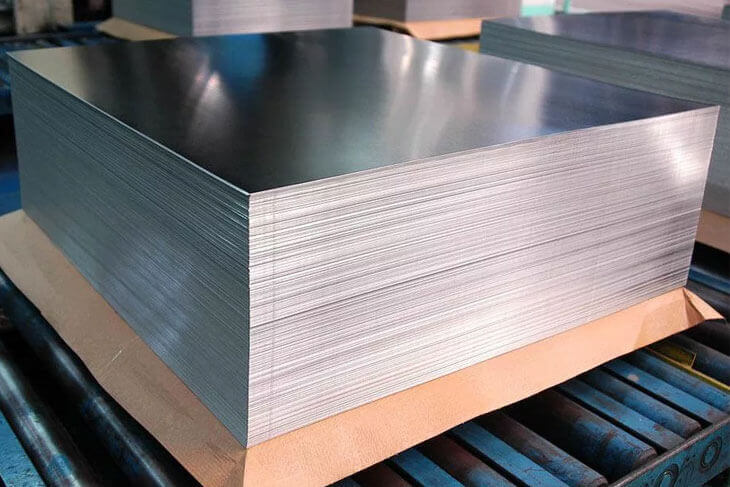 Stainless Steel 347 Sheets & Plates