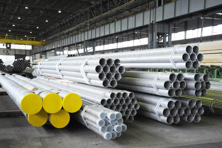 Stainless Steel 304/304L/304H Pipes