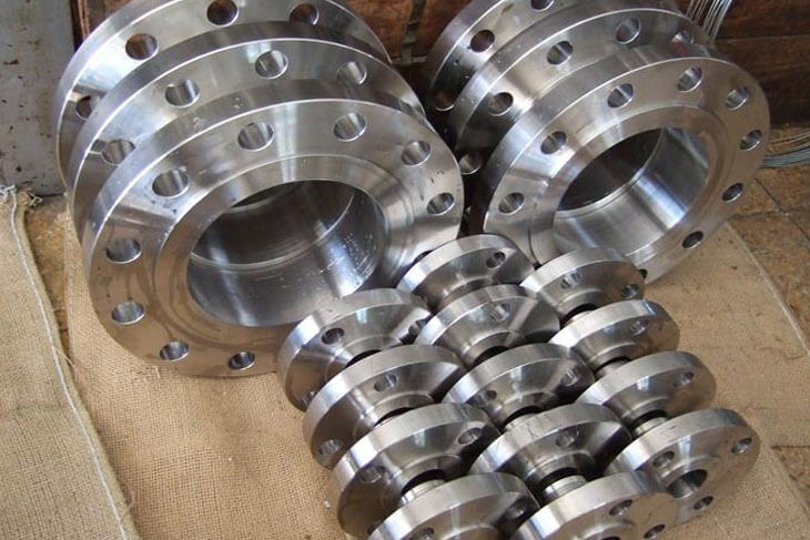 Ti. Alloy Gr 12 Flanges