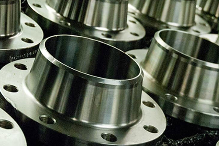 Ti. Alloy Gr 5 Flanges