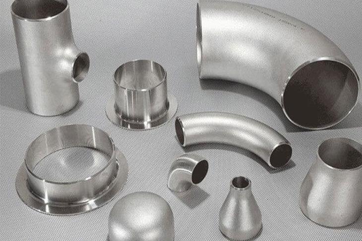 Titanium Pipe Fittings, Titanium Alloy Butt weld Fittings